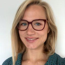 Psychologist Inga Marie Freund